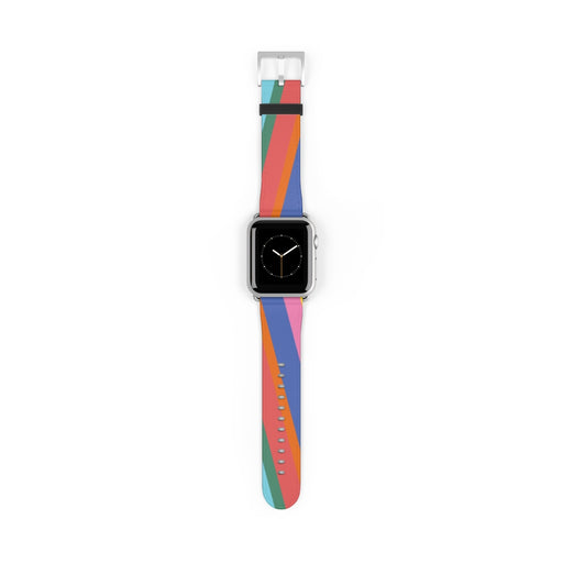 Colorful Art Apple Watch Band