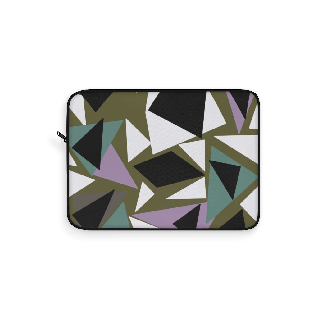 GEOMETRIC ART V2 LAPTOP SLEEVE