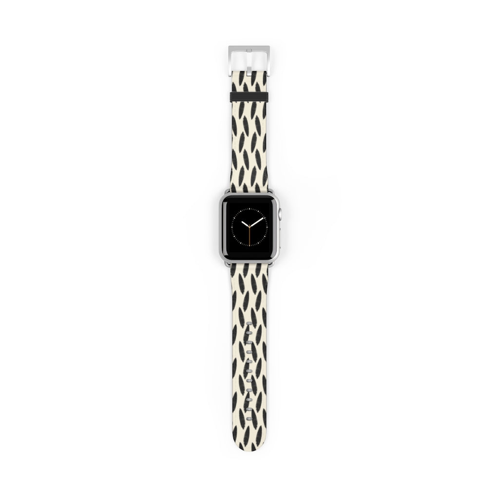 Rustic Art Apple Watch Band