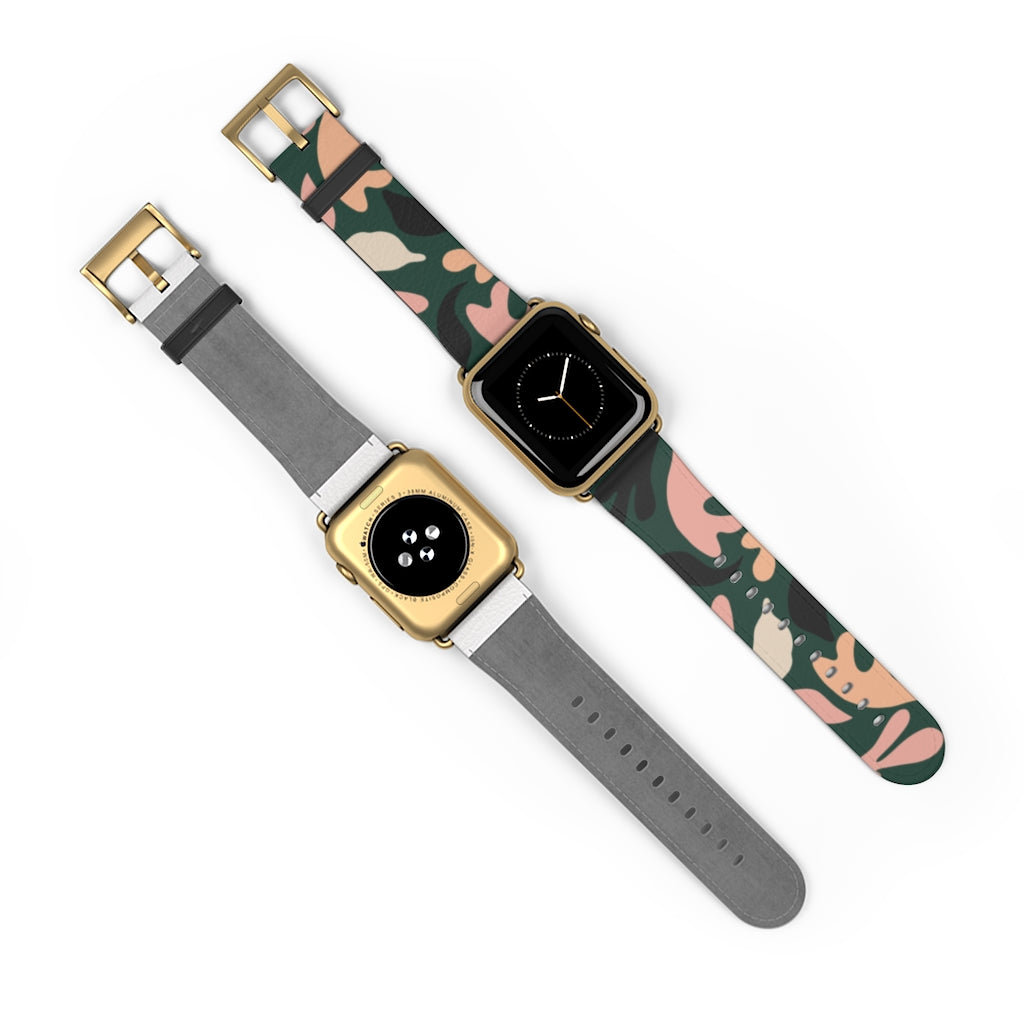 Cut Outs v5 Apple Watch Band