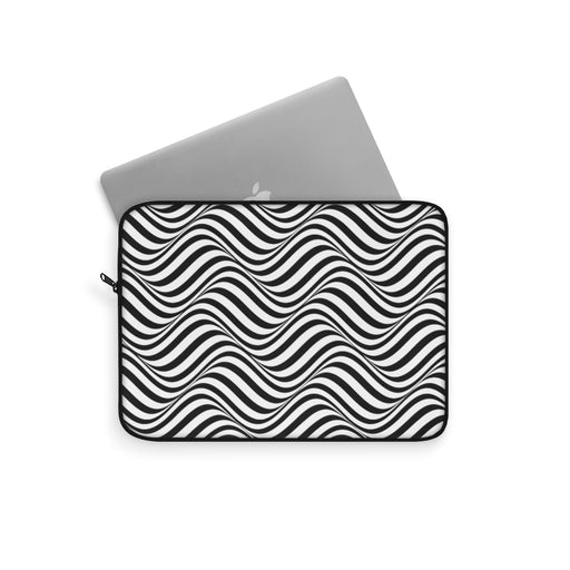 OPTICAL ART LAPTOP SLEEVE
