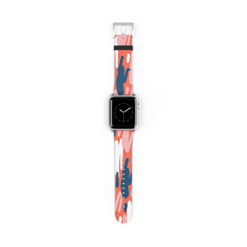 Artistic Watch Band