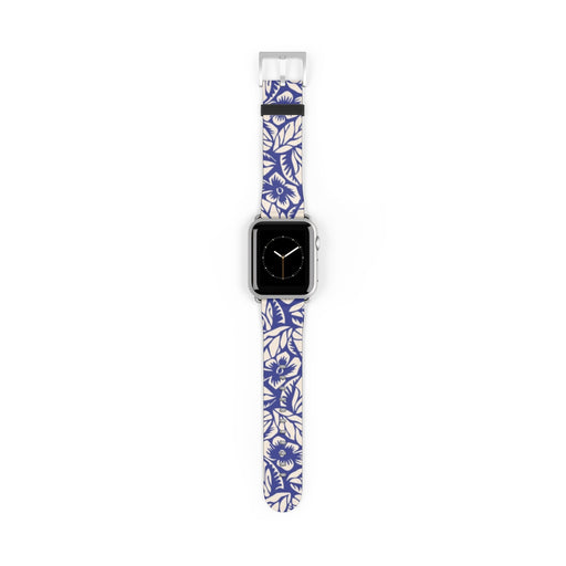 Retro Floral Apple Watch Band
