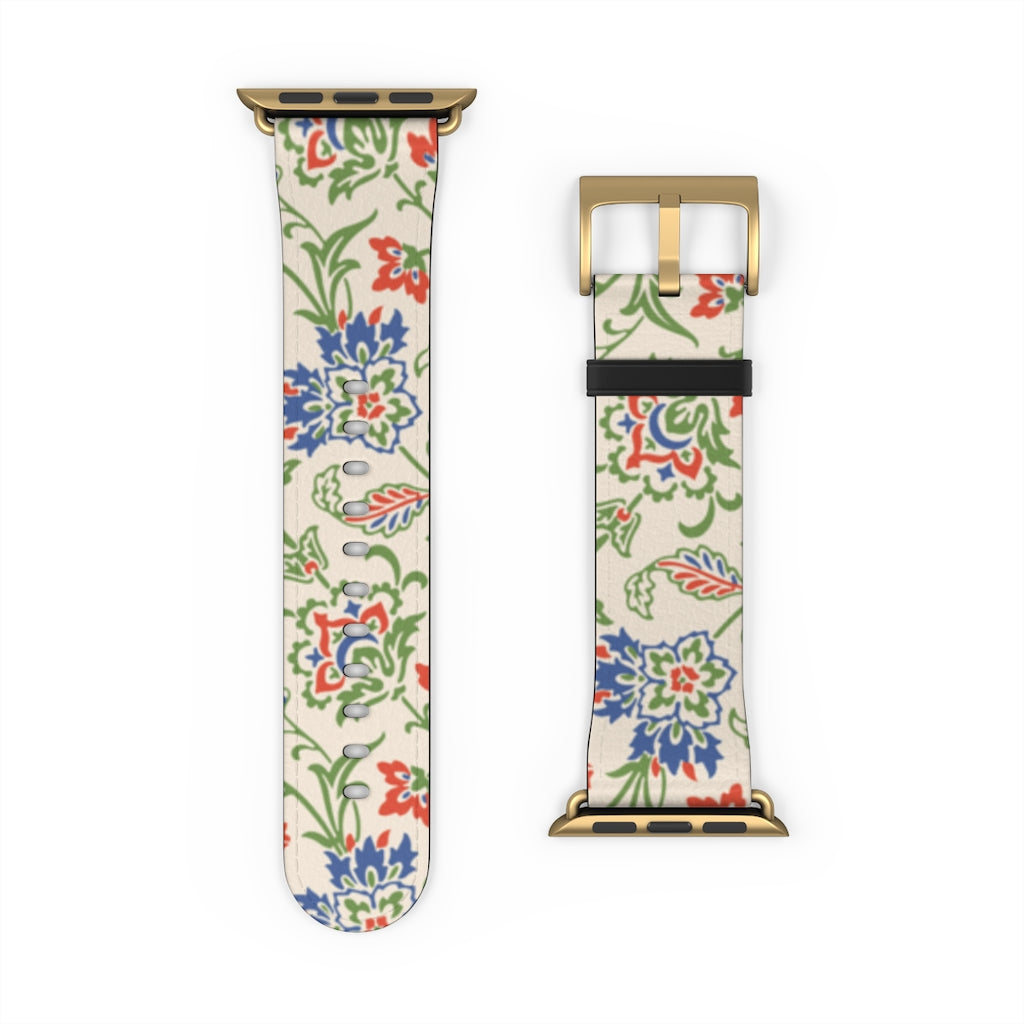 Morris Botanical Apple Watch Band