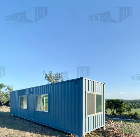 Custom Container Home Options