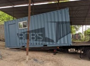 20 foot hybrid container office