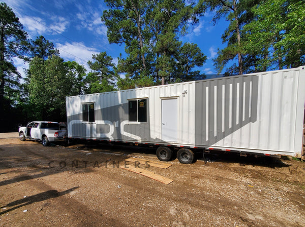 40 foot basic container office