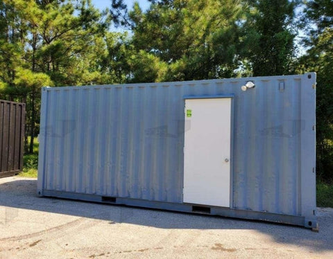 20' Walk-In Cooler Container