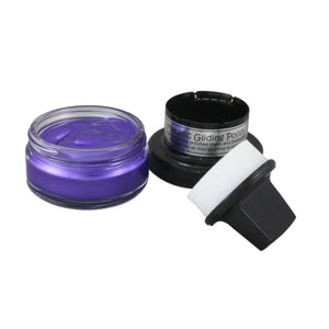 Cosmic Shimmer Metallic Gilding Polish - Purple Mist