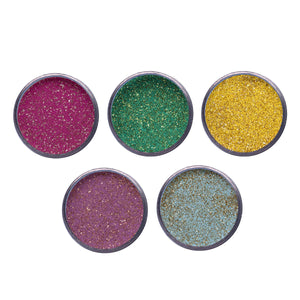 Wow! Glitter Embossing Powder 5 Piece Set - Atlantic Collection