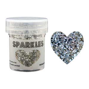 Wow! Sparkles Premium Glitter 15ml - Celebration