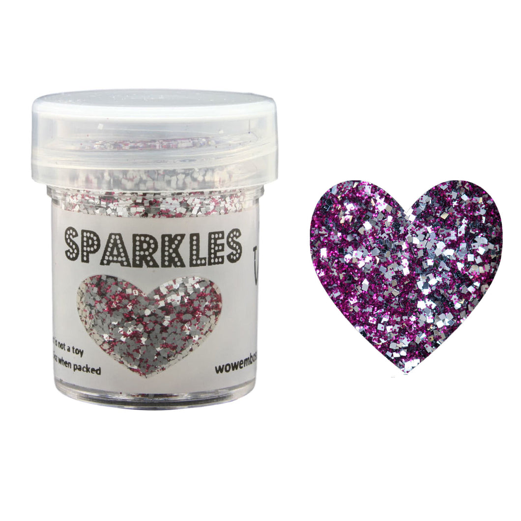 Wow! Sparkles Premium Glitter 15ml - Prom Queen