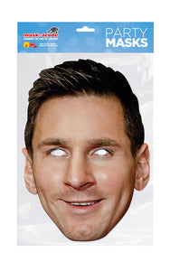 Lionel Messi Official Celebrity Face Mask