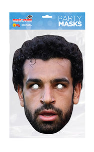 Mo Salah Official Celebrity Face Mask