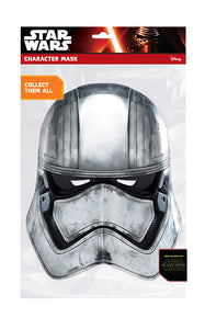 Captain Phasma  Star Wars Official Face Mask