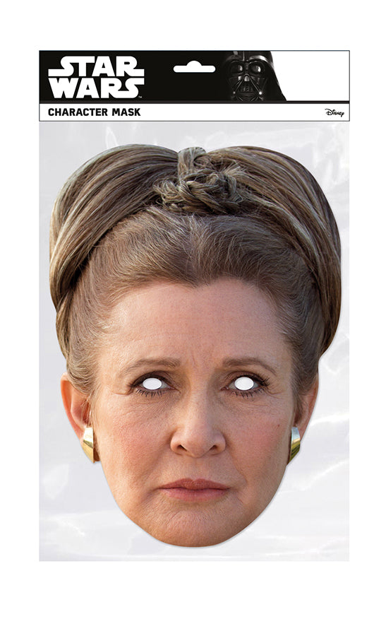 Princess Leia Star Wars Mask