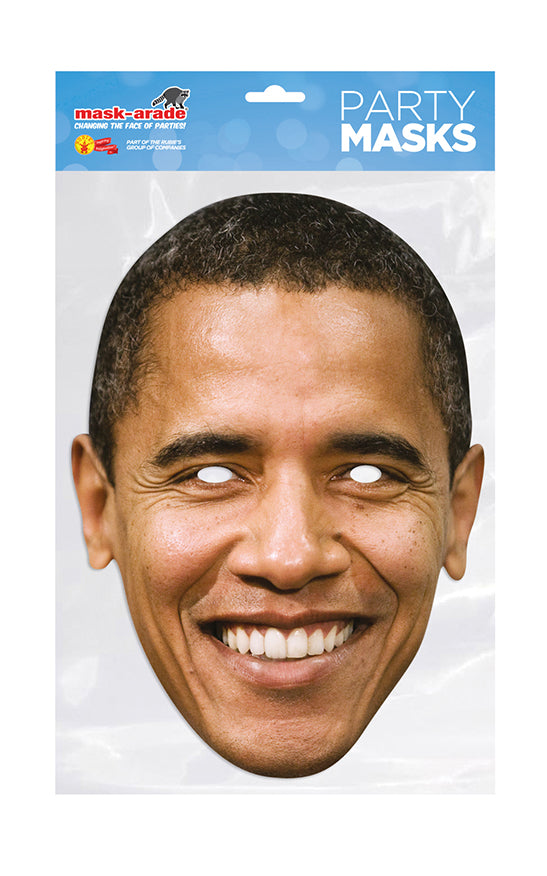 Barack Obama Celebrity Face Mask