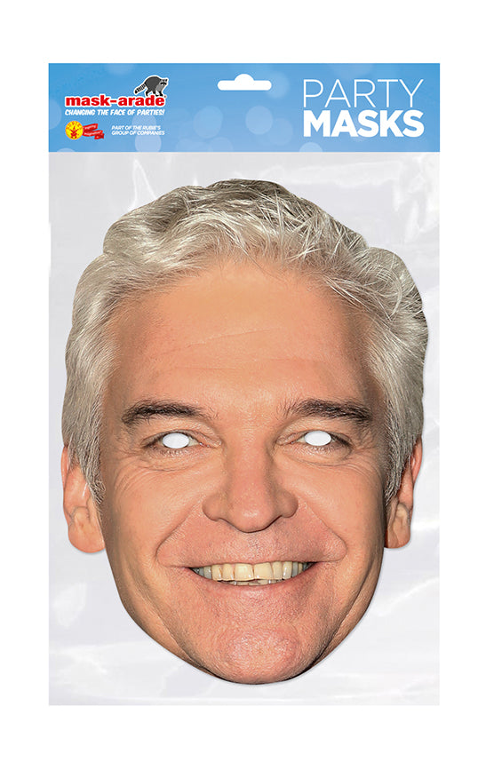 Phillip Schofield Official Celebrity Face Mask