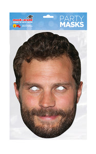 Jamie Dornan Official Celebrity Face Mask
