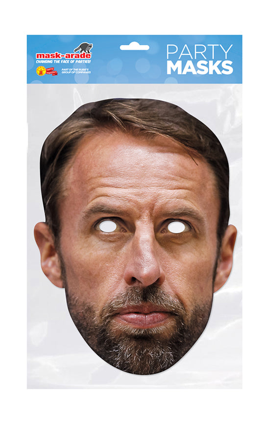 Gareth Southgate Celebrity Face Mask