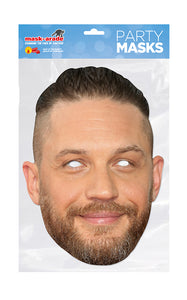 Tom Hardy Celebrity Face Mask