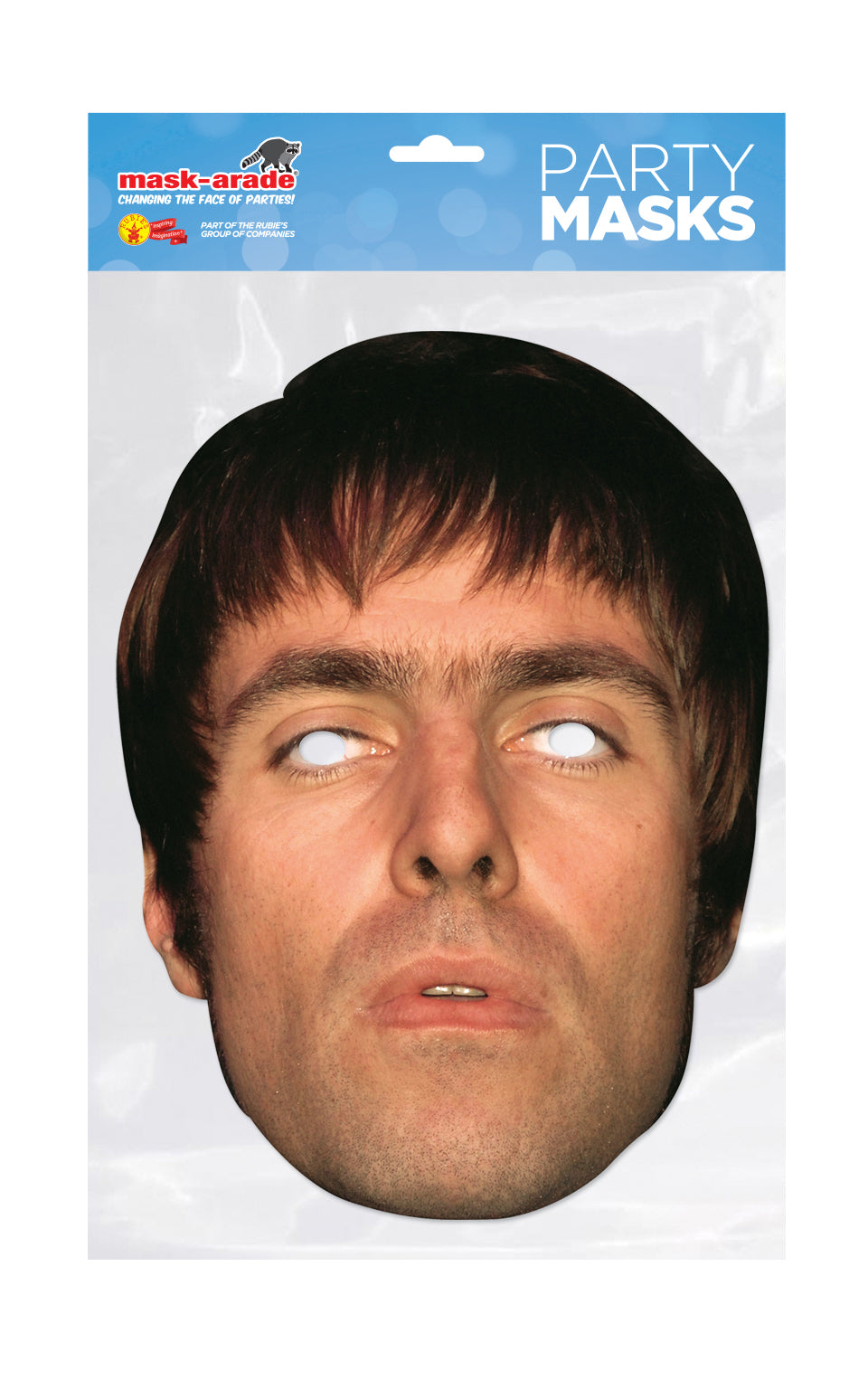 Liam Gallagher Musician Face Mask