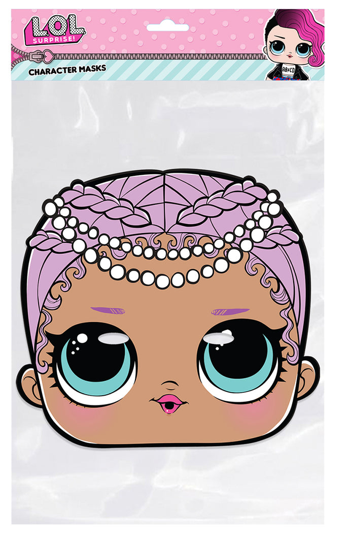 Merbaby LOL Official Face Mask
