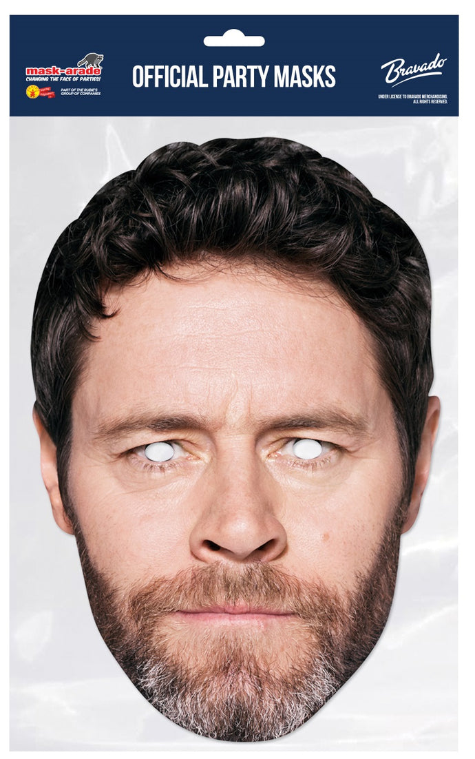 Howard Donald Take That Official Face Mask