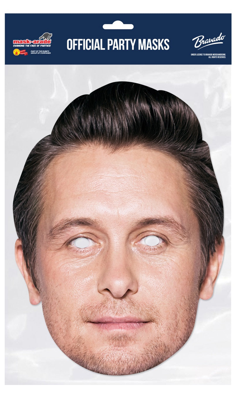 Mark Owen Take That Official Face Mask