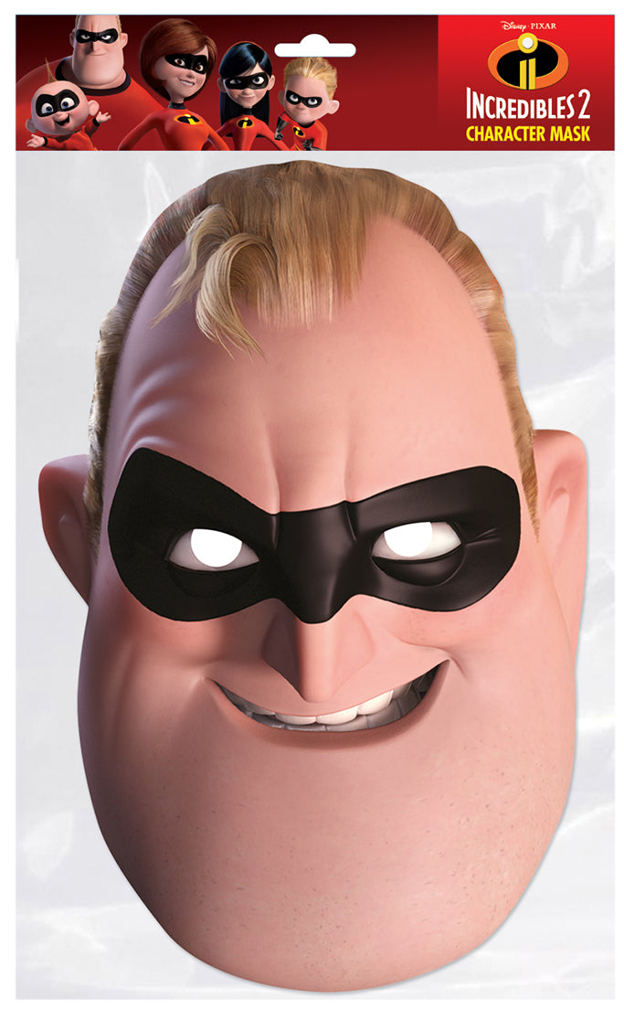 Mr Incredible Official Face Mask