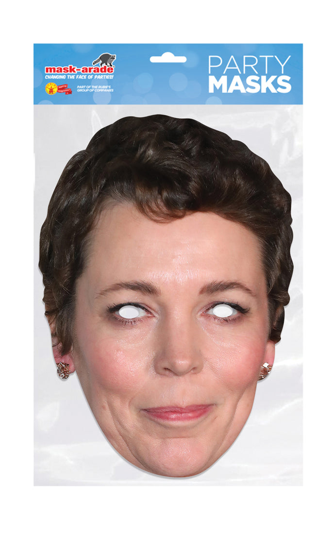 Olivia Colman Official Celebrity Face Mask