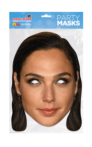 Gal Gadot Official Celebrity Face Mask