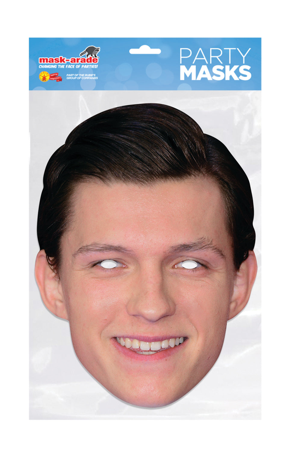Tom Holland Official Celebrity Face Mask