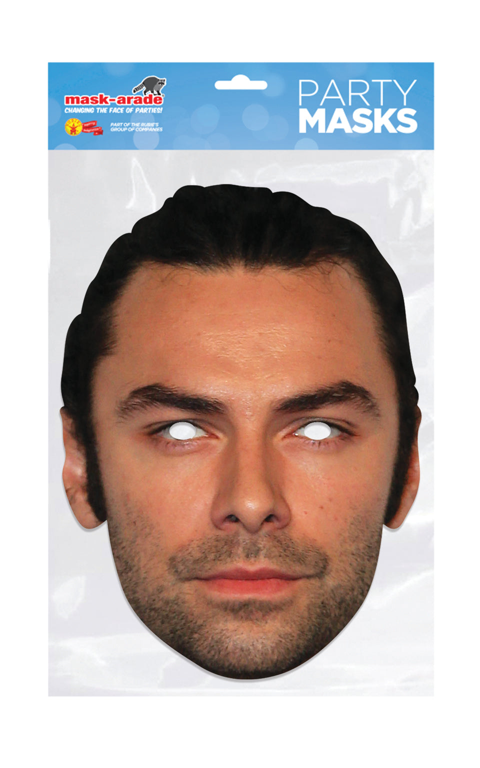 Aidan Turner Official Celebrity Face Mask