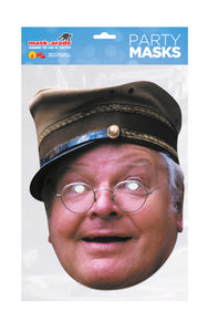 Benny Hill Alfred Hill Official Fancy Dress Face Mask