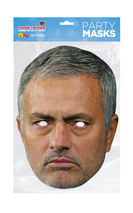 Jose Mourinho Tottenham Manager Official Face Mask