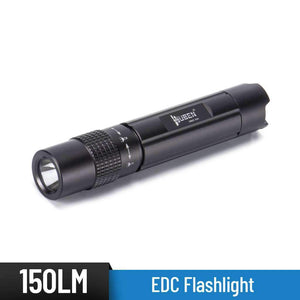 WUBEN 150 Lumens  10440 Li-ion battery USB rechargeable EDC flsashlight - WUBEN