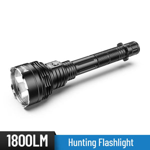 WUBEN H8 Long Beam Distance LED Flashlight - WUBEN