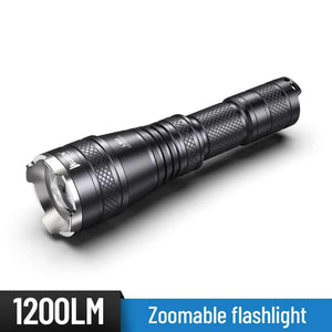 WUBEN L60 Zoomable Flashlight - WUBEN