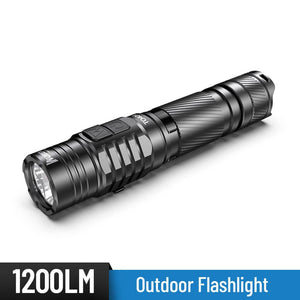 WUBEN TO40R 1200 Lumens Outdoor Flashlight - WUBEN