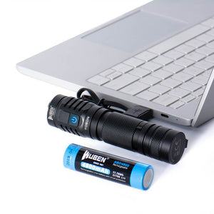 WUBEN TO50R 2800 Lumens High CRI Flashlight - WUBEN