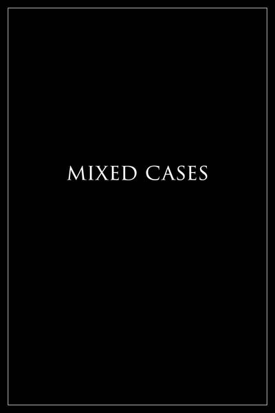 "Mixed cases are here! Takes only ""TWO TO TANG"" 