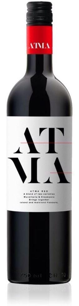 Atma Red Wine - Free Shipping