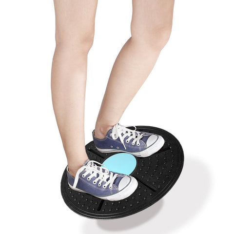 Fitness Balance Board 360 Degree Rotation -  Random Color