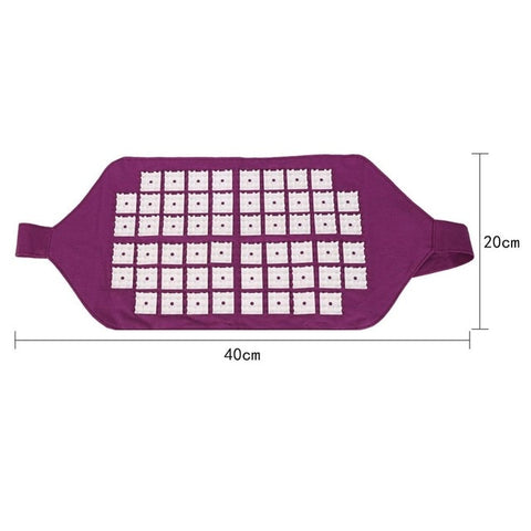 Acupressure Relief Mat for Stress, Back, and Body Pain