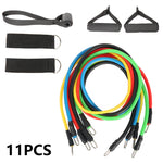 Latex Resistance Band Sets