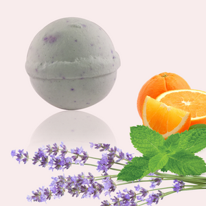 Natural Garden - Bath Bomb & Bath Soak