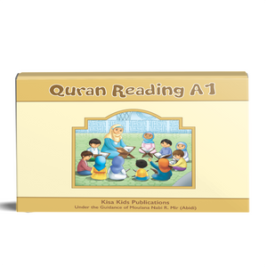 Quran Reading A1 (KG) - Student Edition