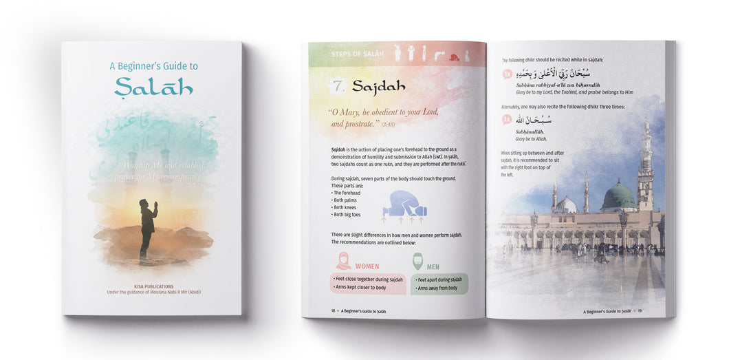 A Beginner's Guide to Ṣalāh