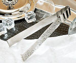 Casa Christina Bar Ice Tongs Elegant Wedding Gift NEW